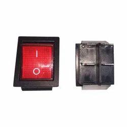 Electric Pin Rocker Switch, Voltage: 220-230 V