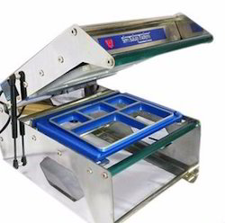 Meal Tray Sealing Machine- 5 Portion