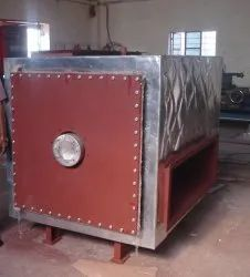 Direct Fired Hot Air Generator For Powder Coating Plant