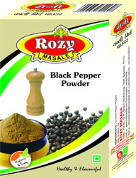 ROZY Black Paper Powder, Packaging Size: 100g, Coachi