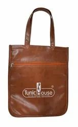 Tote Rexine Shopping Bag