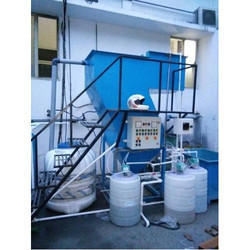 PLC Waste Water Treatment Plant