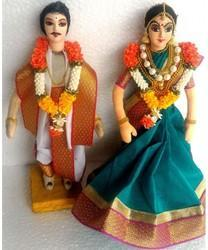 Decorated Wedding Doll