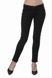 Ladies Black Formal Pant
