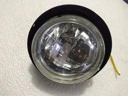 METAL AND GLASS 4-Wheeler HYUNDAI i20 FOG LAMP, Model Name/Number: I 20