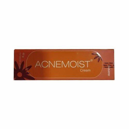 Curatio Acnemoist Cream For Personal Rs 375 Piece Parshva