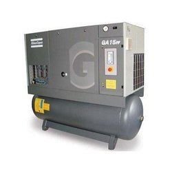 GA15 FF Oil Injected Screw Air Compressor