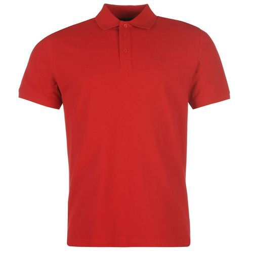 e57b28be S To XXL Cotton Mens Polo Neck Plain T Shirt, Packaging Type: Packet ...