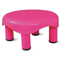 Samruddhi Pink Bath Stool Rs 250 Piece Vaibhav Agency Id
