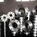Stainless Steel Industrial Flanges