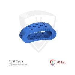 Titanium Tlif Cage