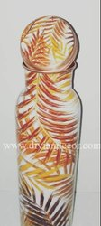 Meenakari Pure Copper Water Bottle