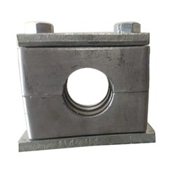 Ss / Ms / Brass Aluminum Pipe Clamp
