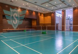 Badminton PU Flooring