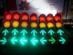 Automatic LED Traffic Signal