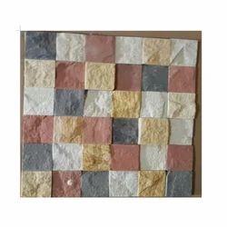 Colored Stone Mosaic