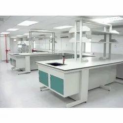 Modular Laboratory Bench