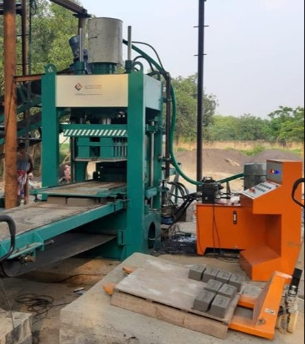 Ultracore Fully Automatic Fly Ash Brick Machine