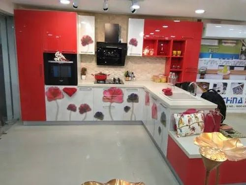 Kutchina Modular Kitchen At Rs 75000 Piece Kutchina Modular Kitchens Id 20883454988
