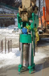 Hydraulic Core Drilling Attachment
