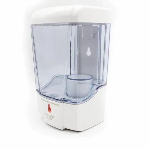 Automatic Soap Cum Sanitizer Dispenser (700ml) at Rs 2200/piece | Automatic  Soap Dispenser | ID: 19335806412