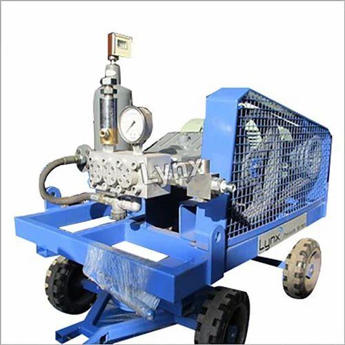 Triplex Plunger High Pressure Hydro Test Pumps