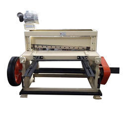 Power Shearing Under Crank Machine
