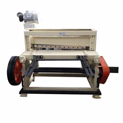 Power Shearing Under Crank Machine