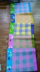 90*100 Jaipuri Cotton Printed Bedsheets
