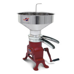 100 LPH Hand Operated Cream Separator