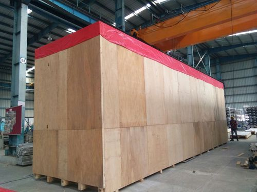 Packaging Wooden Boxes - Packaging Boxes Manufacturer from Vadodara