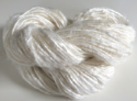 Bleached Throwster Silk Yarns Undyed For Yarn Stores, For Knitting