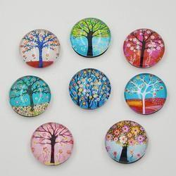 Acrylic Fridge Magnets