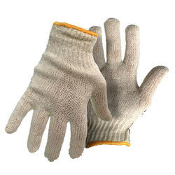 Cotton Pad Hand Gloves