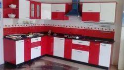 PVC Modular Kitchens, Warranty: 5-10 Years