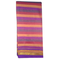 100% Cotton Ladies Lining Cotton Saree, Without Blouse