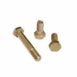Dutux Brass Hex Flange Bolt, Packaging Type: Packet, Size: M6