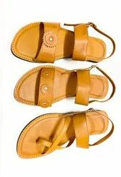 Women Ethnic Kolhapuri Sandals