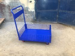 PLATFORM WIREMESH TROLLEY
