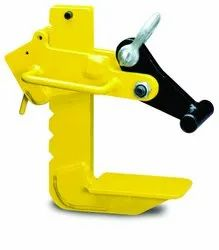 Horizontal Plate Clamp With Adjustable Jaw Opening