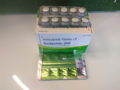 Amisulpride 200 Tablets