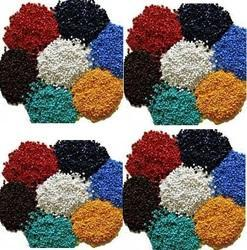 LDPE Mixed Colour Granules