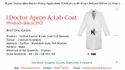 Doctor Apron & Lab Coat - Kinkob