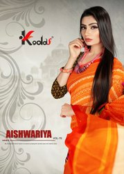 Kodas Aishwariya Vol-70 Heavy Rennial Printed Saree