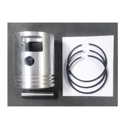 Jawa And Yezdi Piston With Rings Set