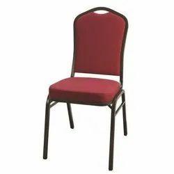 Maroon Designer Banquet Chair