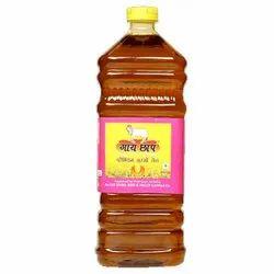 OmJee GaiChhap 1 Liter Premium Mustard Oil