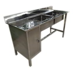 Shreenath Ss Sink Table