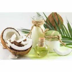 椰子Nucifera椰子运输油,食品和工业使用