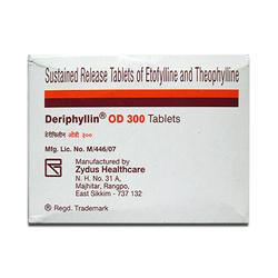 Deriphyllin OD Tablet
